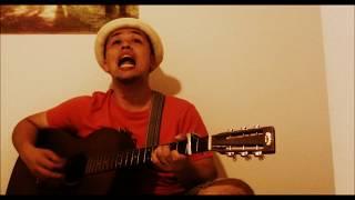 桑田佳祐さんの「若い広場」をギターの弾き語りで歌ってみました♪ やっ...