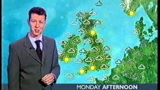 Repeat youtube video BBC Weather 6th March 2005