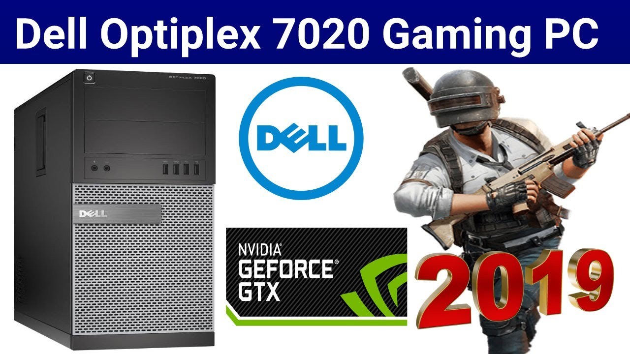 Dell Optiplex 7020 Gaming PC Review | Sohail Computers