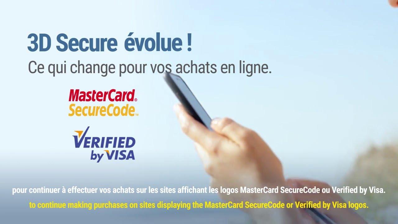 Vous Achetez En Ligne Noubliez Pas Dactiver 3d Secure Avant Le 4 Juillet Subtitles En