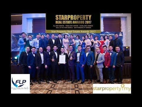 FLP REALTY - Star Property REAL ESTATE AWARDS 2017 [8 August 2017]