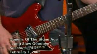 Queens of the Stone Age - Long Slow Goodbye (Subtitulada) ESP-ENG