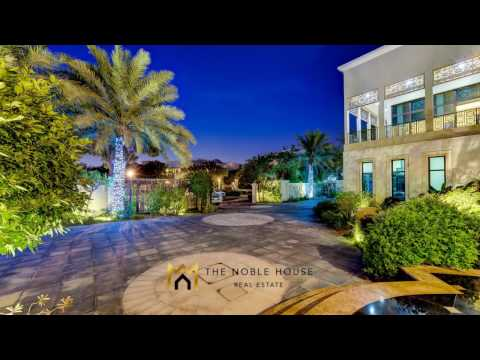 Villa For Sale in Emirates Hills  TNH S 1501 - Presented By The Noble House Real Estate (Long)