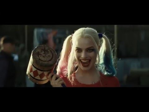 SUICIDE SQUAD All International Trailers - Margot Robbie, Will Smith, Cara Delevingne, Jared Leto