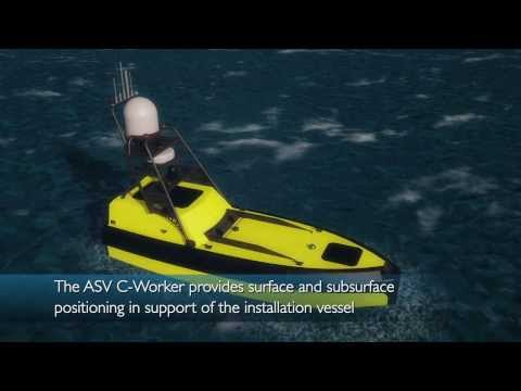 ASV C-Worker Touchdown Monitoring