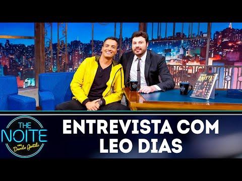 Entrevista com Leo Dias  The Noite 180319