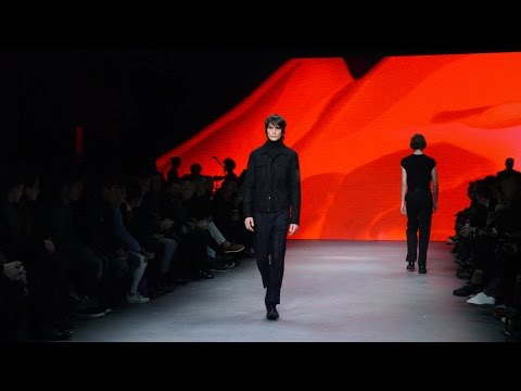 Tiger Of Sweden AW16 At London Collections Men