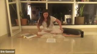 Anniversary Yoga Party! - Kundalini Kriyas with Erin (with music)