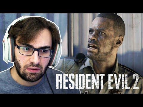 RESIDENT EVIL 2 Remake | Leon #2 - Mistérios Da Delegacia! (Gameplay Português PT-BR)