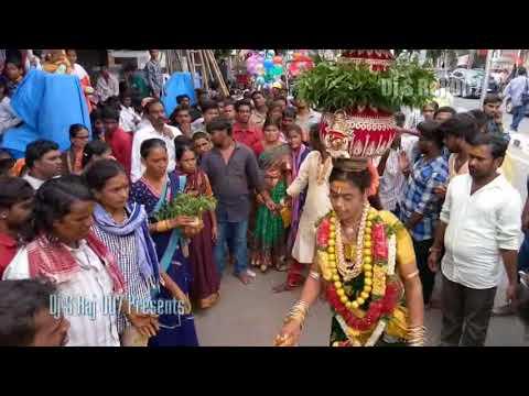 Ujjaini Mahankali 2017 Bonal !! Jogini Nikhil Bonam !! Sec,bad. Dj S Raj 007