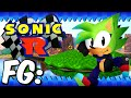 Sonic R 100 All Chaos Emeralds Characters FULL GAME mp3