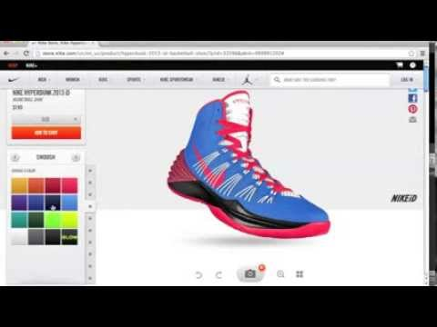customize hyperdunks 2013