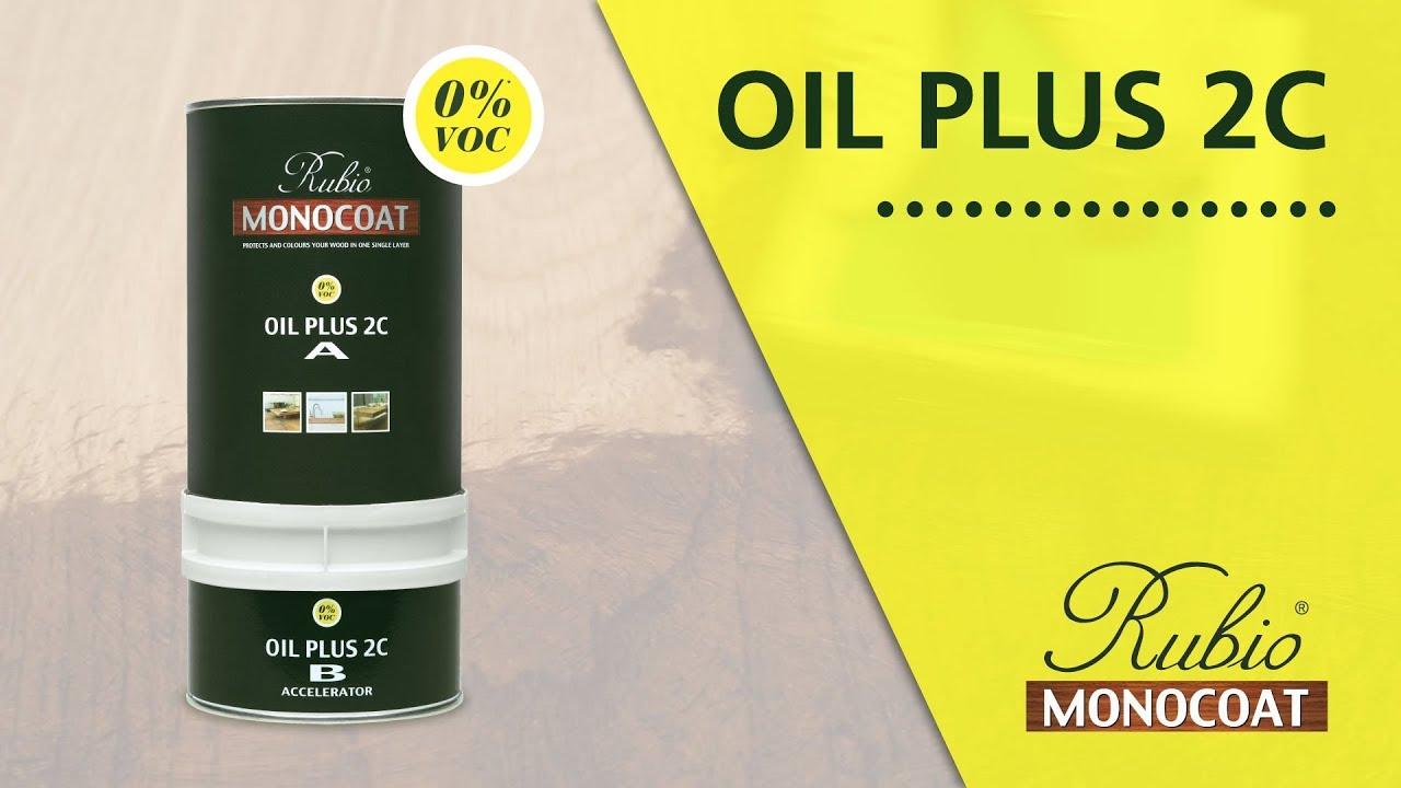 Rubio Monocoat Oil Plus 2c Youtube
