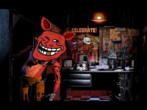 Freddy el oso come tetas *-* - Five Nights at Freddy's #1