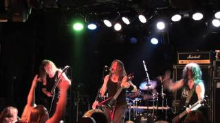 Vader - NEW SONG -Come And See My Sacrifice ( LVC Leiden Holland )