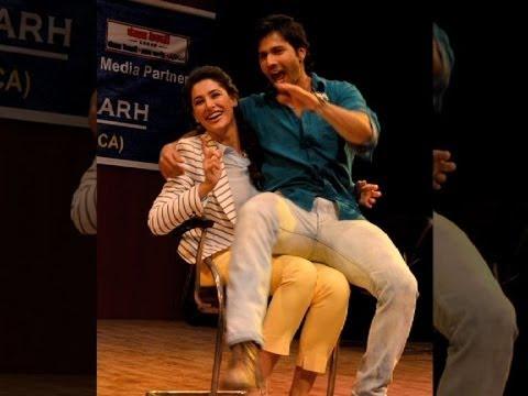 Varun Gives Nargis A Lap Dance Ians India Videos