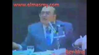 مناظرة د فرج فودة و محمد عمارة بنقابة المهندسين