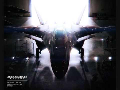 Fictional Ace Combat Planes