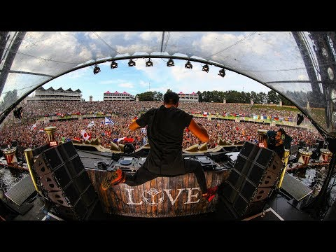 Tomorrowland Belgium   R3hab
