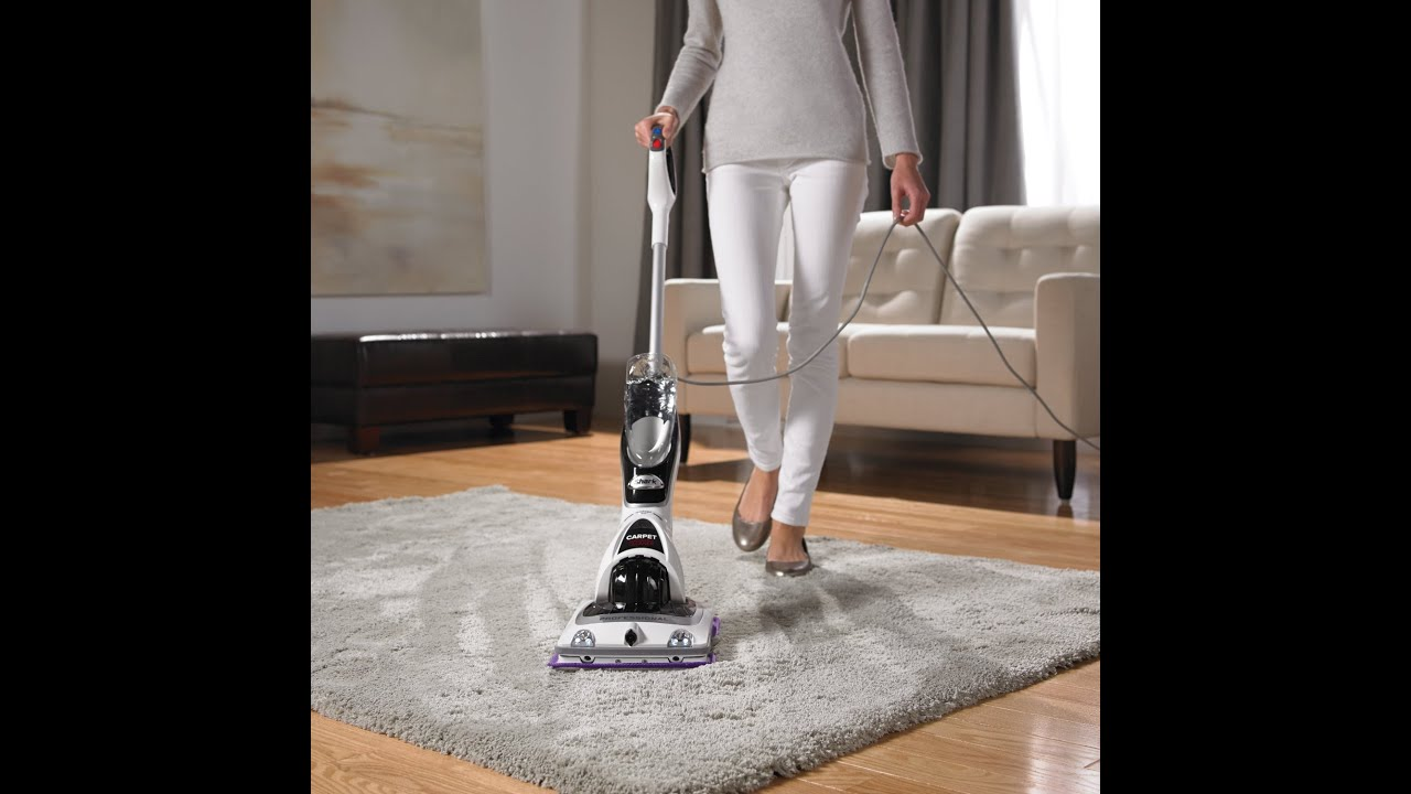 Shark Sonic Duo Carpet Cleaner Youtube