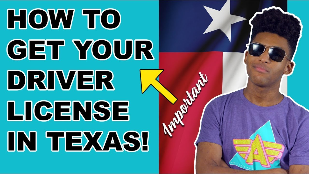 what do i need to apply for texas drivers license