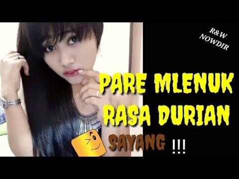 Pare mlenuk rasa durian #Pare Mentah Serasa Makan Durian Montong Mantap !!!