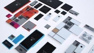 Google Project Ara: First Modular Smartphone