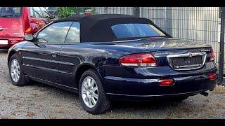 Авто плюс драйв .  Тест обзор Chrysler Sebring cabrio