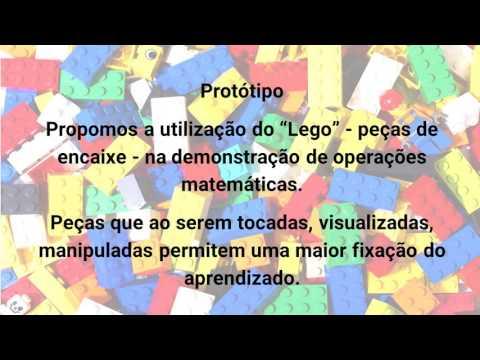 Видео O lúdico como ferramenta no ensino da matemática
