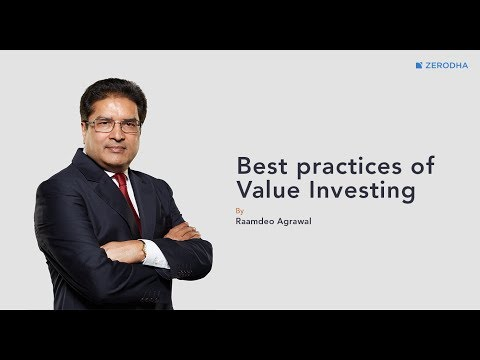 Best practices of value investing with Raamdeo Agrawal