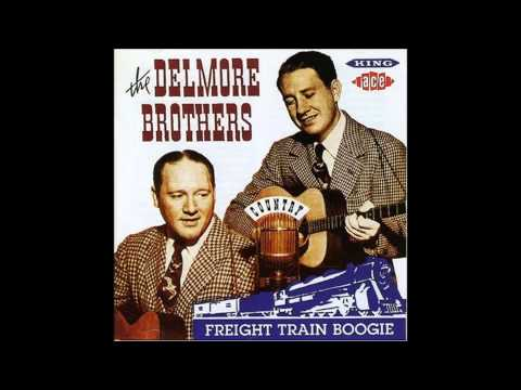 Delmore Brothers - Trouble Ain't Nothin' But The Blues