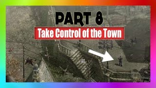 Commandos 3: Destination Berlin,Central Europe Take Control of the Town Part 8