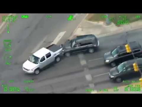 Texas Woman Leads Police On Chase With Baby In SUV