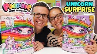 Apertura di coppia GBR dei Poopsie Surprise Unicorn, le tenerissime...