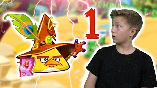Let's Play Angry Birds Epic Part 1 App (Deutsch/German) Max Apps