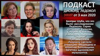 Беатрис Шуба что это было расследование Ледокола Серия интервью Буянова Слуцкий Тарасова и др