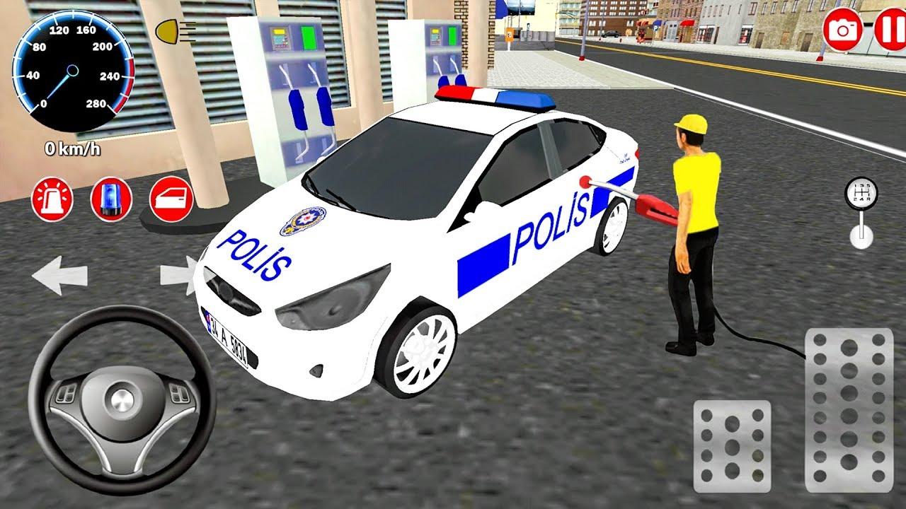 Real Police Car Driving Simulator 3d Police Car Games