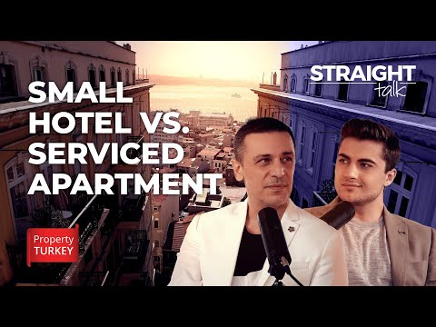 Why Buy Serviced Apartments Instead of Small Hotels? l STRAIGHT TALK EP. 6