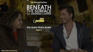 SRK Beneath The Surface. RUS SUB. Part 3. Что скрыто за внешностью короля Болливуда Шахрукх Кхана