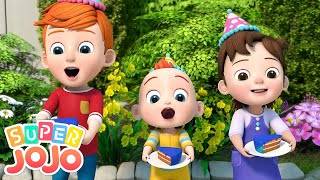 Johny Johny Yes Papa + More Nursery Rhymes & Kids Songs - Super JoJo