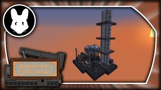 Immersive Petroleum: Expansion for Immersive Engineering - Minecraft 1.10.2/1.11.2!