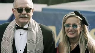 Жена Михалкова впала в МАРАЗМ!!!: Я как девченка в 70 лет!!!