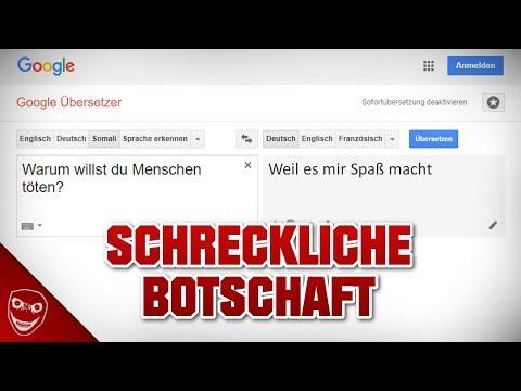 Google Übersetzer Berichtet Von Etwas Schrecklichem! Das Translate-Gate Geht Weiter!
