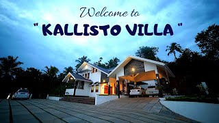 """ KALLISTO VILLA "" Home Tour 