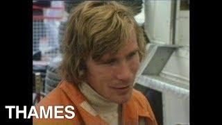 James Hunt interview | Monaco Grand Prix | Formula 1 Driver | Magpie | 1975