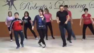ballo di gruppo DISCO DANCE 2