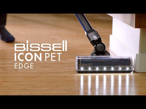 BISSELL® ICONpet™ EDGE Cordless Vacuum Feature Overview