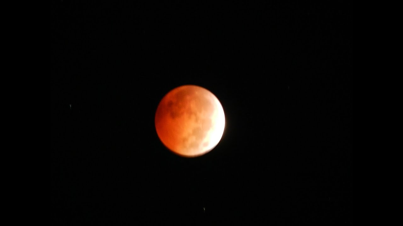 blood moon eclipse in los angeles - photo #23