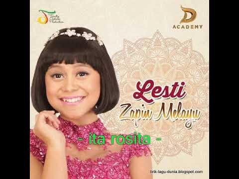 Lesti  D'Academi 1 - zapin melayu (lirik)
