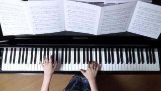 使用楽譜;ぷりんと楽譜・上級、 2016年9月25日 録画.